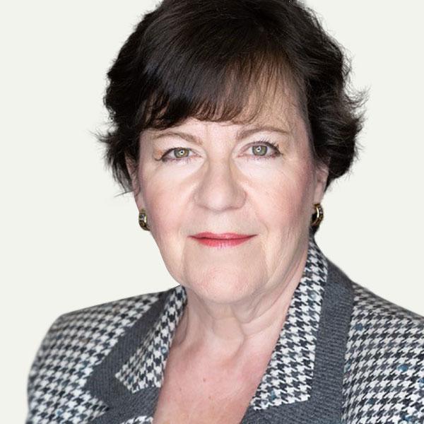Headshot of Jacqueline Lawson-Smith O.B.E